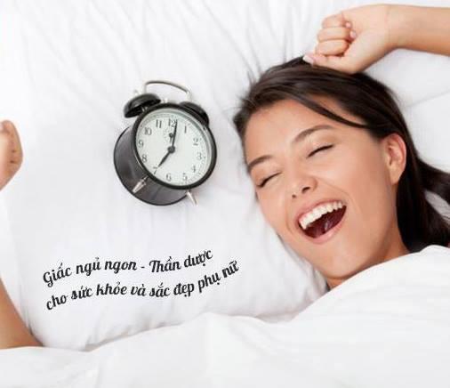 Ý nghĩa và vai trò của Giấc ngủ ngon cho sức khỏe và nhan sắc.