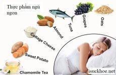 7 thực phẩm giúp ngủ ngon hơn dễ tìm