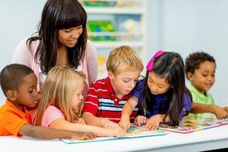 dạy trẻ em
