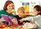 Cách kể chuyện cho bé phát triển tốt ngôn ngữ và trí tưởng tượng