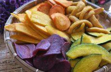 Ăn hoa quả sấy có tốt không?