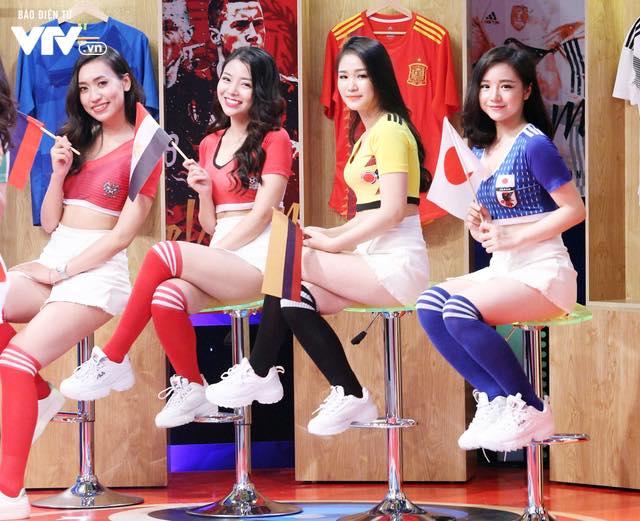 Tổng hợp Link facebook 32 hotgirl đại diện cho 32 đội bóng World cup 2018