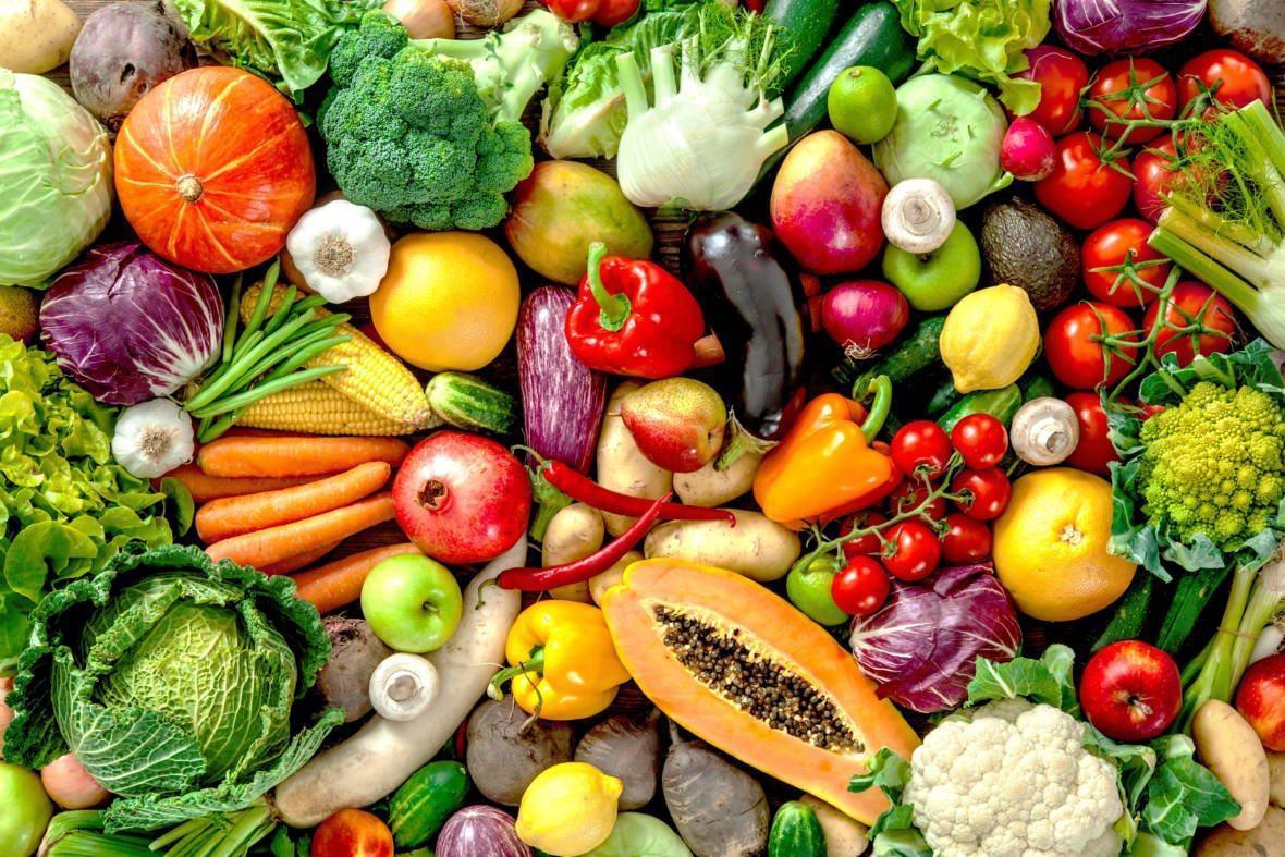 Những loại rau củ quả chứa nhiều sắt