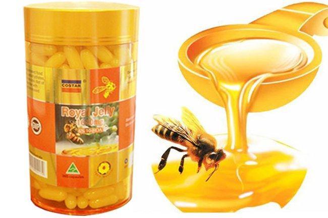 Sữa ong chúa Golden Health Royal Jelly có tốt không? Mua ở đâu là hàng chuẩn?