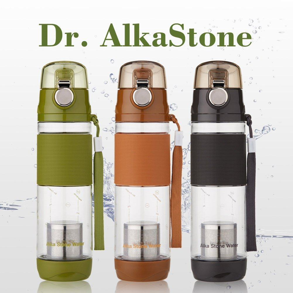 Những câu hỏi về bình nước tạo kiềm Dr. Alkastone