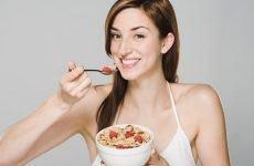 Giảm cân bằng ngũ cốc Calbee và những điều cần lưu ý