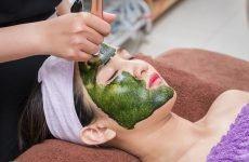 Tác dụng của vi kim tảo biển, chăm sóc da sau vi kim