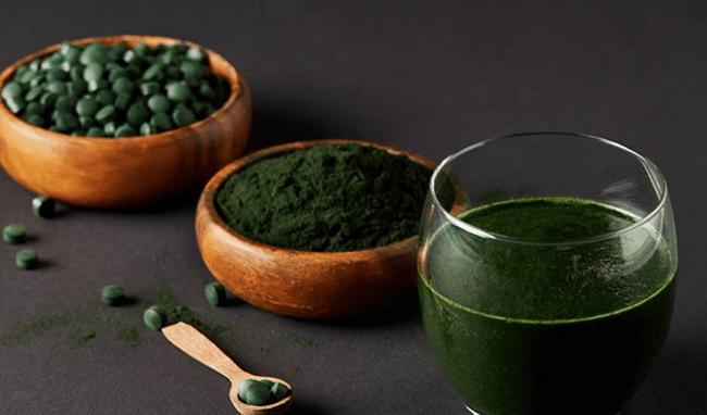 Cách dùng tảoSpirulina