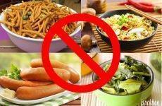 Top 7 Top 7 thực phẩm chứa nhiều muối bạn nên hạn chế ăn  muối bạn nên hạn chế ăn