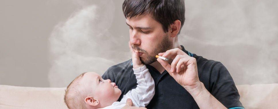 Tác hai của khói thuốc đến trẻ em như thế nào?