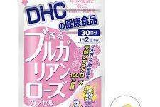 Viên uống thơm cơ thể hoa hồng DHC Nhật Bản có tốt không?
