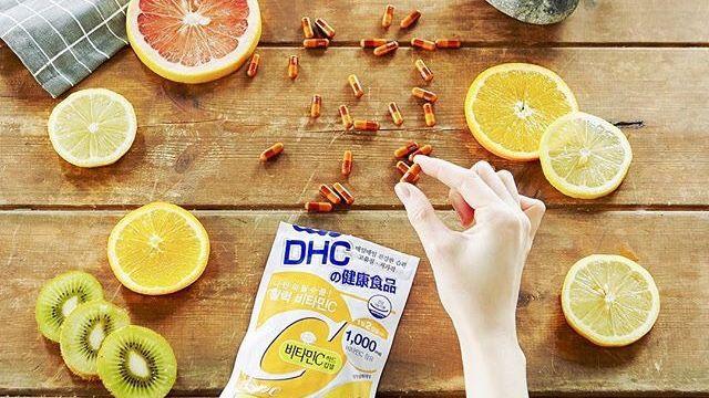 Tại sao cần bổ sung vitamin C từvitamin c dhc