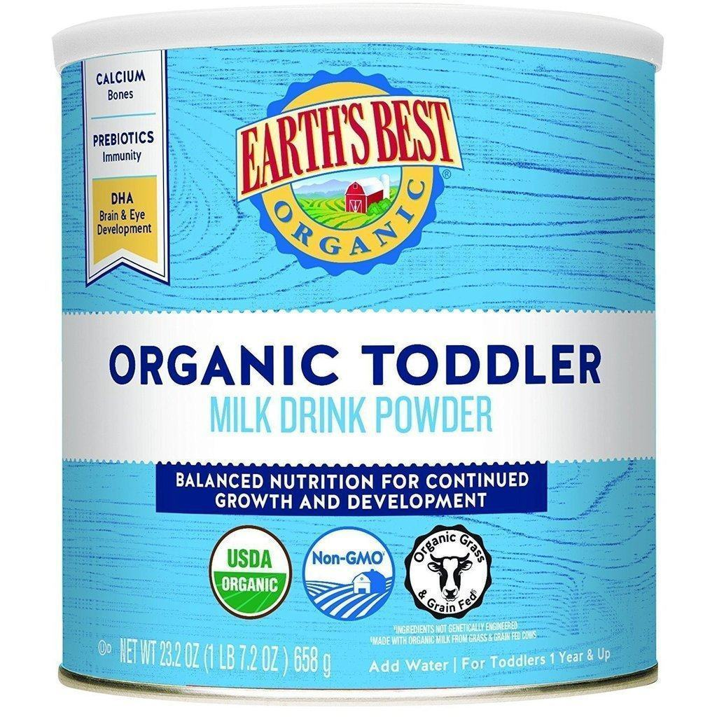 Sữaearth's best toddler formula