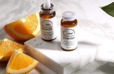 Top 4 sản phẩm bột Vitamin C hot nhất trên thị trường