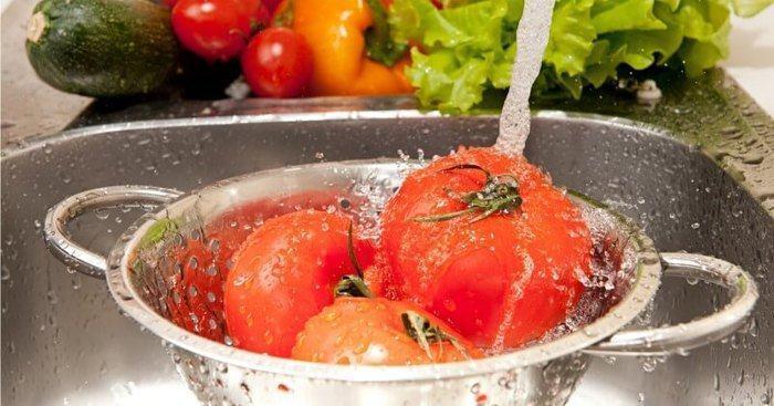 Cách rửa rau củ quả sạch an toàn nhất dịp Tết