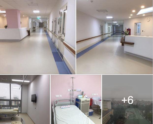 Review đi đẻ ở Bệnh viện 108 - Đẻ xong không muốn về
