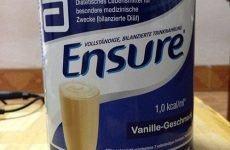 Sữa ensure Đức có tốt không?