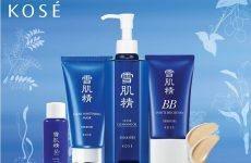 Review mỹ phẩm kose Nhật Bản