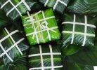 Bật mí cách luộc bánh chưng lá vẫn xanh tự nhiên cho ngày Tết