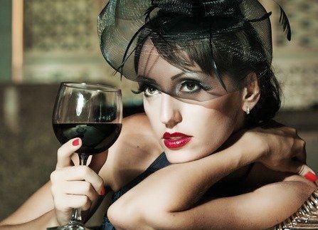 Lợi ích của rượu vang mang lại cho làn da phụ nữ