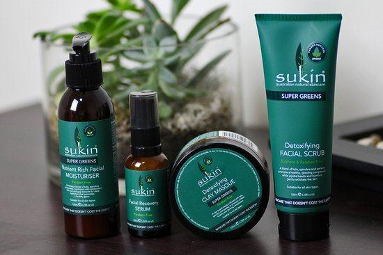 Review sukin- Mỹ phẩm organic hàng đầu của Úc