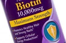 Viên uống kích thích mọc tóc Natrol Biotin 10000mcg là gì ?