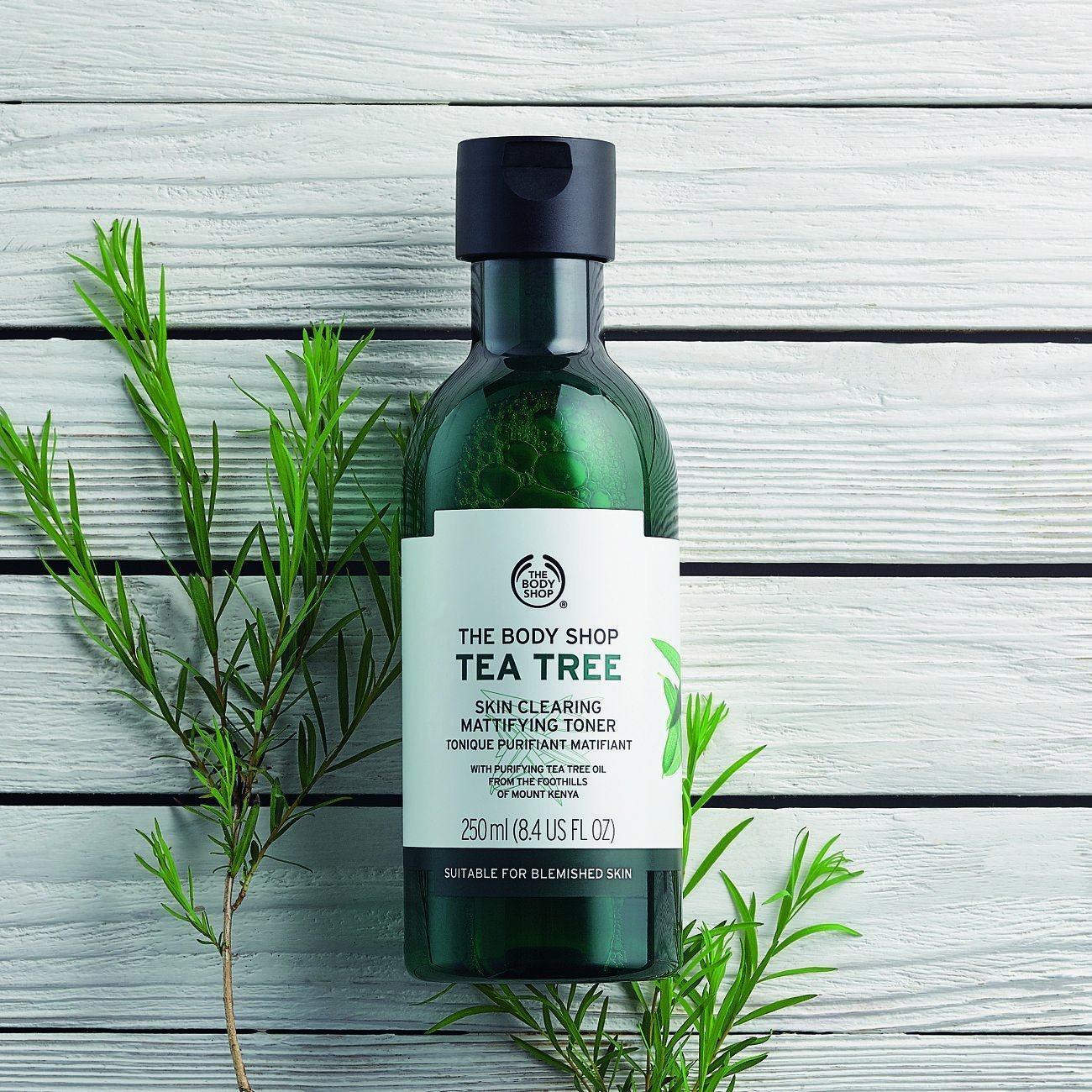 Tea Tree Skin Cleaning Mattifing Toner