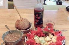 Hãy ăn trái cây khi bụng trống, hoặc trước bữa ăn -ĂN TRÁI CÂY KHI BỤNG RỖNG