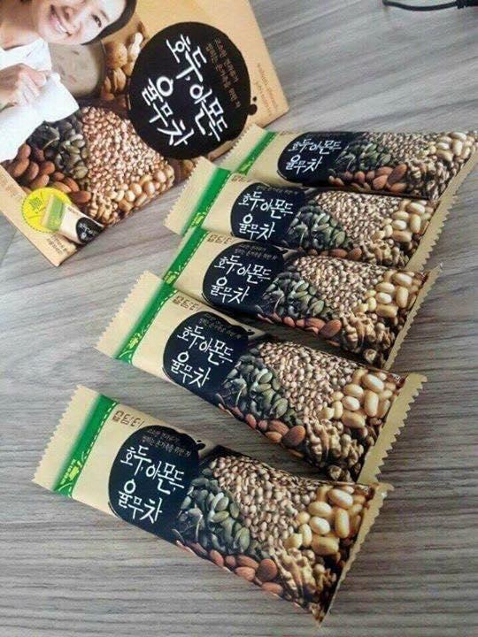 Bột ngũ cốc dinh dưỡng Damtuh Hàn Quốc