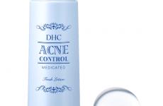 Review nước hoa hồng trị mụn DHC Acne Control Fresh Lotion