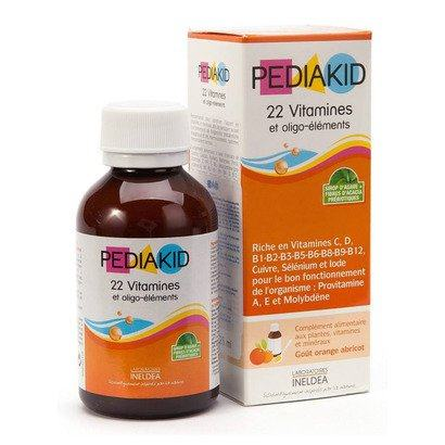 Siro bổ sung Pediakid 22 Vitamines
