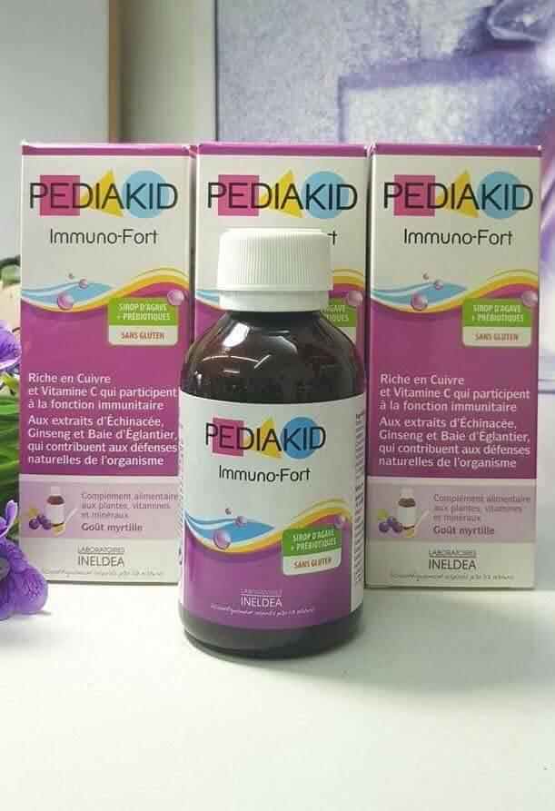 Siro Pediakid Immun Fortifiant