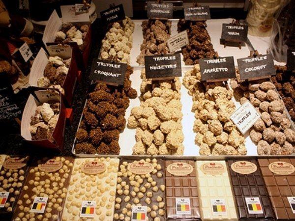 Các địa điểm bán socola ngon nhất Hà Nội