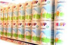 Sữa Hipp Organic hàng nội địa Đức có tốt không?