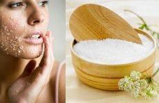 Đường – một loại gia vị giúp tẩy da chết cực sạch hiệu quả tại nhà