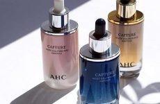 Tinh chất dưỡng da Ahc Capture Solution Max Ampoule review