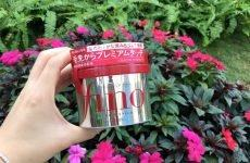 Review chi tiết về kem ủ tóc Fino Premium Touch Shiseido 230g của Nhật