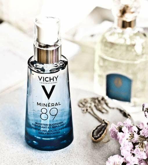 Reivew tinh chất cô đặc Vichy Mineral 89 có tốt không?