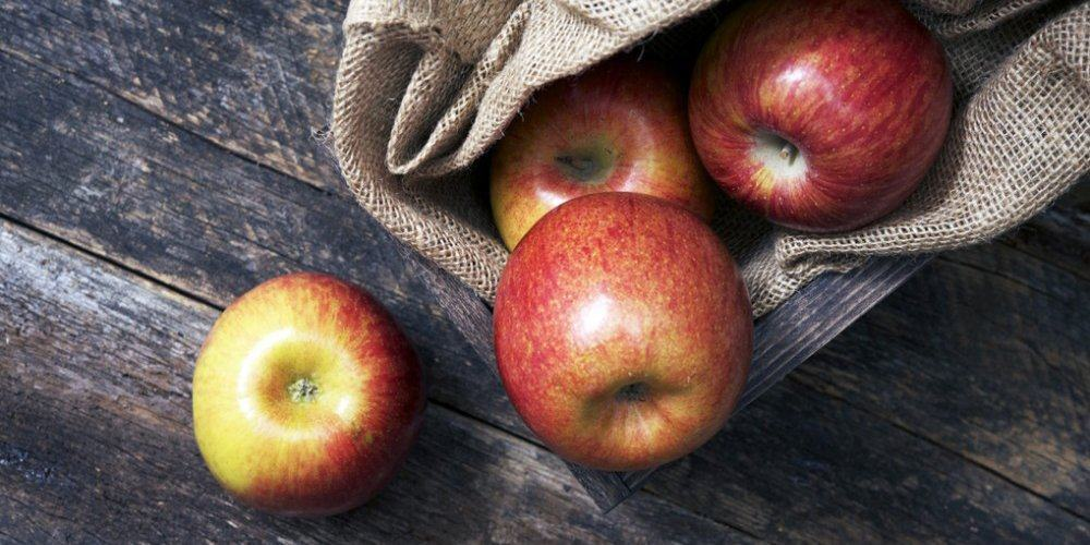 Cách giảm 3kg trong 1 tuần với táo