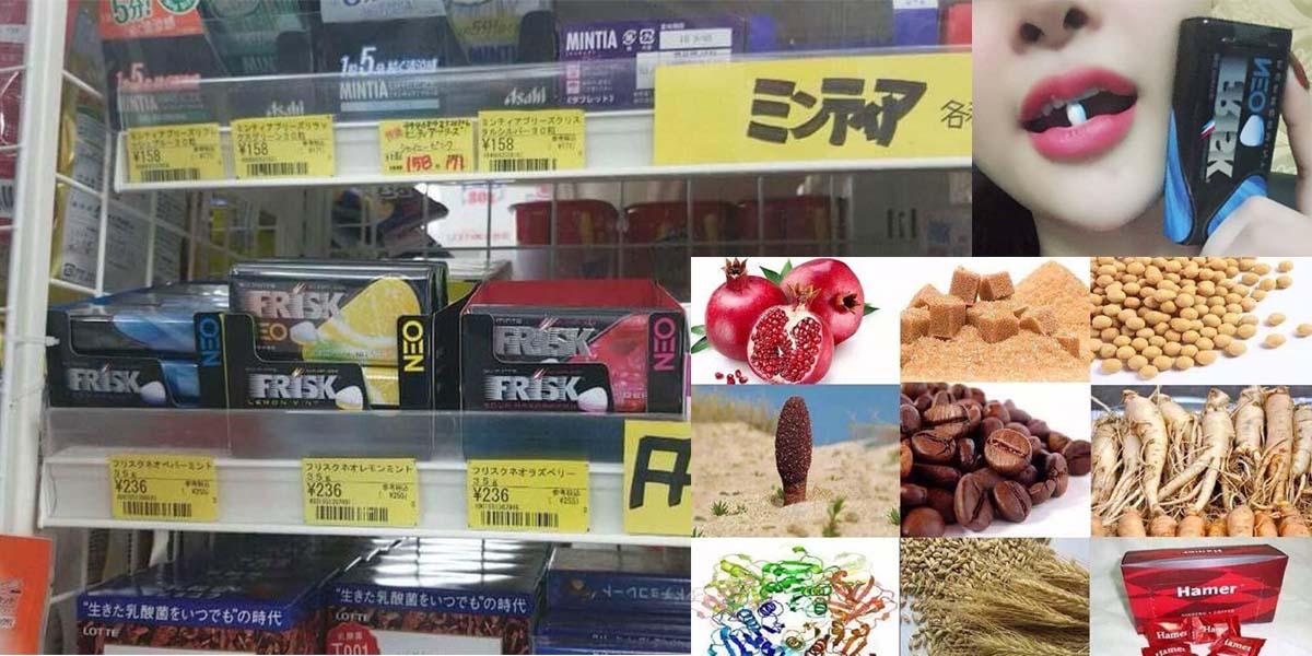 Kẹo phòng the là gì? Có những loại nào đang phổ biến hiện nay?