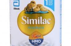Sữa similac tốt không? Sữa Similac có tăng cân không? Tốt cho trí não của trẻ không?