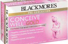 Conceive là thuốc gì? Thuốc blackmore conceive well gold có tốt không