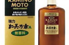 Review thuốc mọc tóc Kaminomoto của Nhật, tinh dầu kaminomoto
