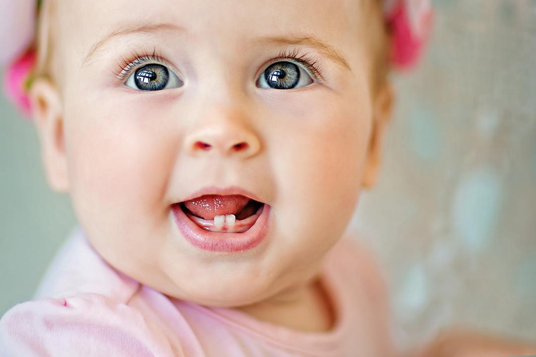 Sốt mọc răng ở trẻ - nguyên nhân và cách điều trị