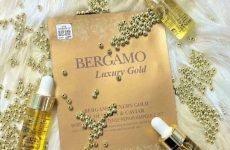 Serum bergamo trị mụn review. Mỹ phẩm bergamo có tốt không?