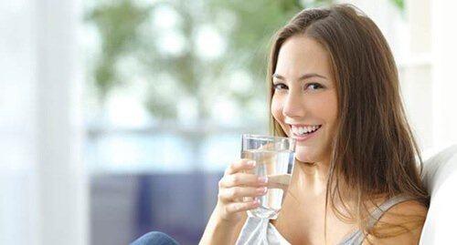 Uống nước đúng cách