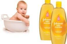 Sử dụng sữa tắm Johnson's baby có an toàn cho da bé không?