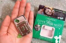 Kẹo phòng the Thái Lan love mint dentiste có tốt không? mua ở đâu có hàng thật?