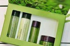 Review Bộ Dưỡng Da Trà Xanh Innisfree Green Tea Balancing Special Kit