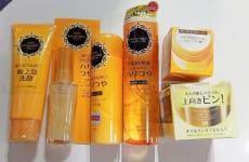 Review bộ sản phẩm Shiseido Aqualabel Vàng – mỹ phẩm chuyên chăm sóc da lão hóa của Nhật